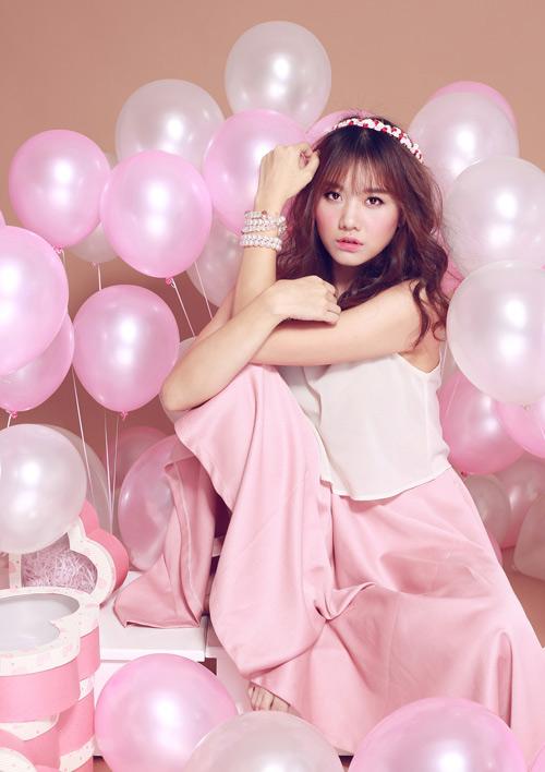 Hari Won ngọt ngào hát nhạc Hàn - 4