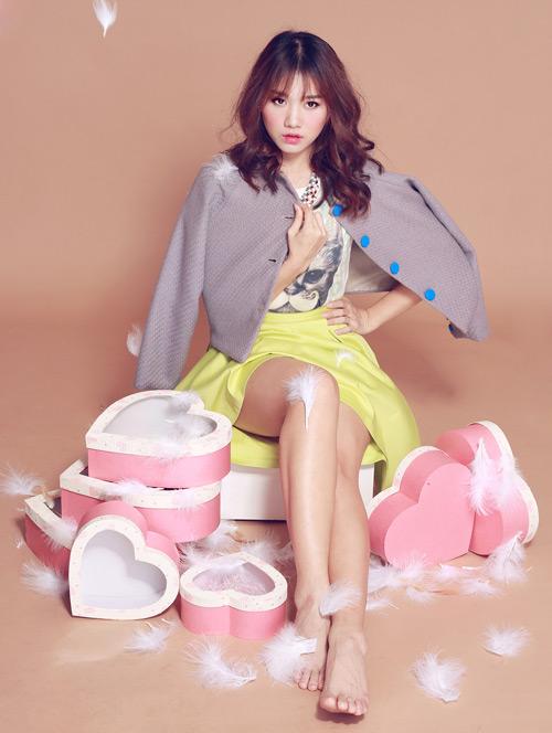 Hari Won ngọt ngào hát nhạc Hàn - 6