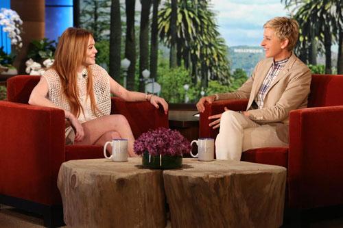 "Lindsay Lohan thừa nhận ""danh sách sex"" - 1"