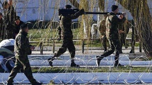 Nga rục rịch rút quân khỏi biên giới Ukraine - 2