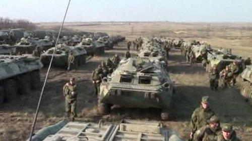 Nga rục rịch rút quân khỏi biên giới Ukraine - 1
