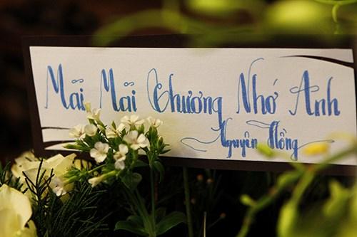 Người hâm mộ tưởng nhớ cố nhạc sĩ Trịnh Công Sơn - 7