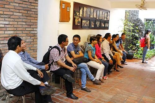 Người hâm mộ tưởng nhớ cố nhạc sĩ Trịnh Công Sơn - 15