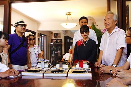 Người hâm mộ tưởng nhớ cố nhạc sĩ Trịnh Công Sơn - 2