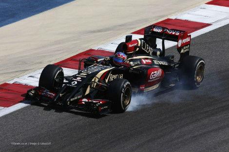 Malaysian GP – Phía sau vạch đích (P2) - 2