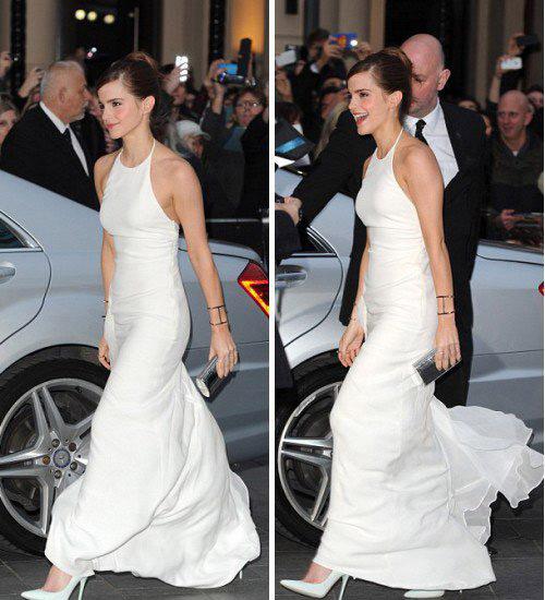 Thót tim vì đôi chân của Emma Watson - 4