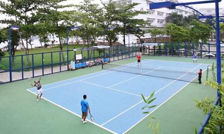 """Bộ trưởng """"không nhận"""" tính sân tennis vào giá điện - 1"""