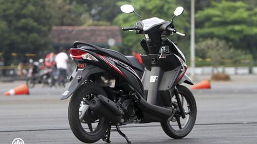 Ra mắt xe tay ga Honda Vario 110 FI nhỏ gọn - 3