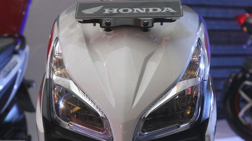 Ra mắt xe tay ga Honda Vario 110 FI nhỏ gọn - 4