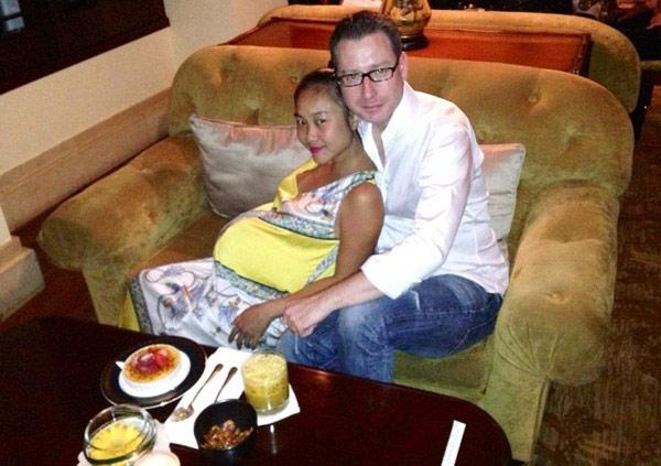 Đoan Trang sinh con gái đúng ngày 1/4 - 1