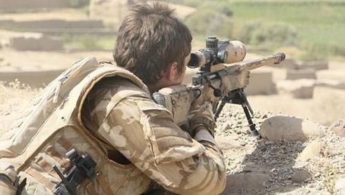 Lính Anh hạ 6 phiến quân Taliban bằng 1 phát đạn - 1