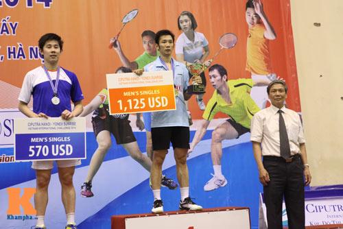 Tiến Minh trải lòng sau khi vô địch giải Ciputra - 1