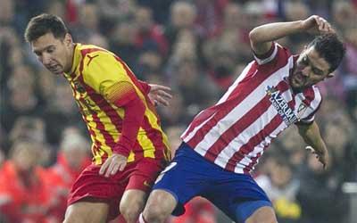 TRỰC TIẾP Barca - Atletico: Kịch bản cũ (KT) - 4