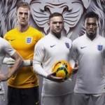 Bóng đá - ĐT Anh ra mắt trang phục dự World Cup 2014