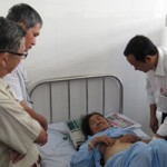 Sức khỏe đời sống - Cụ bà mang thai đá: Chưa xác định được vị trí thai