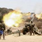 Tin tức trong ngày - Triều Tiên đấu pháo với Hàn Quốc để đe dọa Mỹ