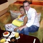 Ngôi sao điện ảnh - Đoan Trang sinh con gái đúng ngày 1/4