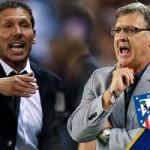 Bóng đá - Martino - Simeone: Điệu tango trên ghế huấn luyện