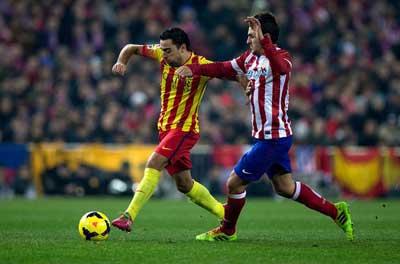 TRỰC TIẾP Barca - Atletico: Kịch bản cũ (KT) - 3