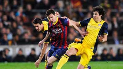 TRỰC TIẾP Barca - Atletico: Kịch bản cũ (KT) - 5