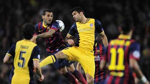 Barca – Atletico: Dồn dập đến nghẹt thở - 1