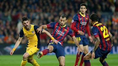 TRỰC TIẾP Barca - Atletico: Kịch bản cũ (KT) - 6