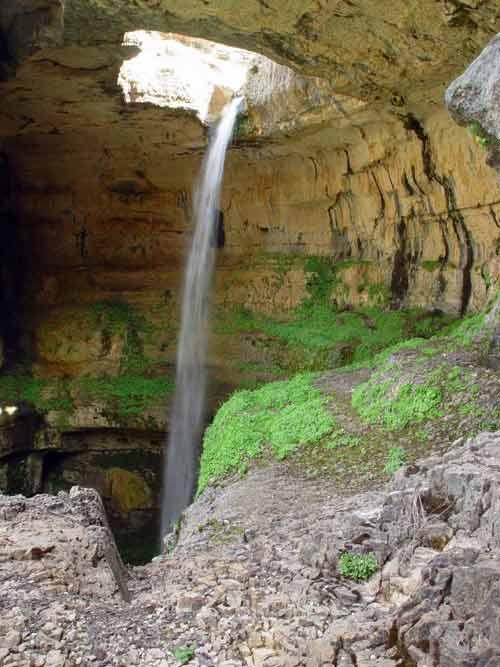 Chiêm ngưỡng ngọn thác ngoạn mục ở Lebanon - 5