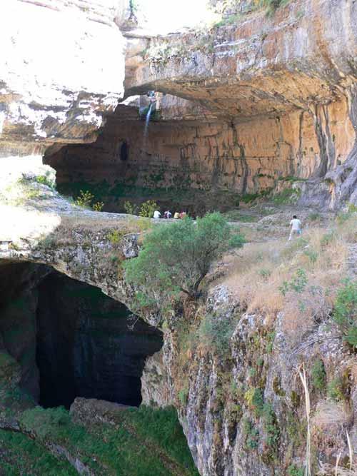 Chiêm ngưỡng ngọn thác ngoạn mục ở Lebanon - 8