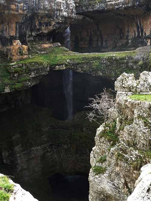 Chiêm ngưỡng ngọn thác ngoạn mục ở Lebanon - 4