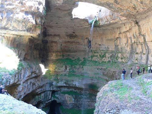 Chiêm ngưỡng ngọn thác ngoạn mục ở Lebanon - 7