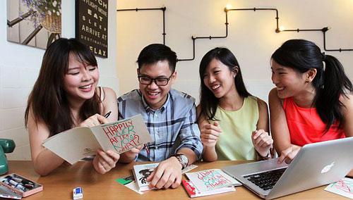 Học sinh Mỹ giải quyết vấn đề kém xa châu Á - 1