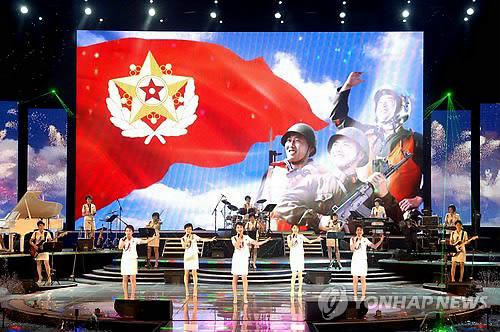 Vì ghen, vợ Kim Jong-un bỏ tù nữ ca sỹ - 4