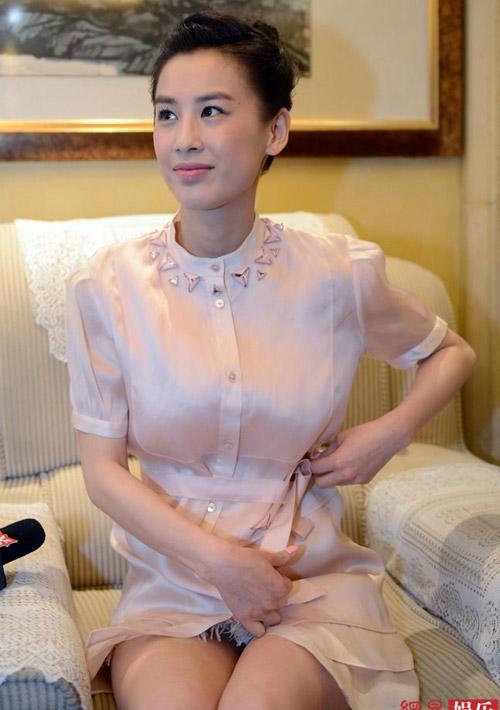Fan vỡ mộng vì mặt mộc của mỹ nữ Trung Quốc - 10
