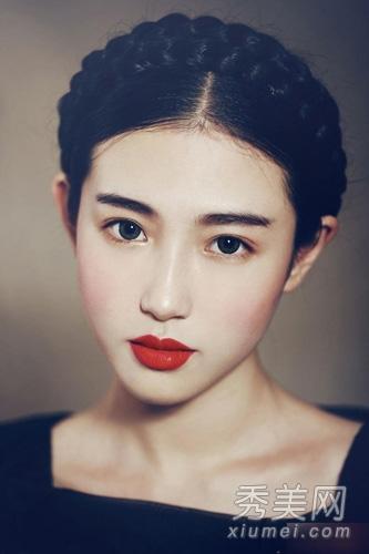Fan vỡ mộng vì mặt mộc của mỹ nữ Trung Quốc - 1
