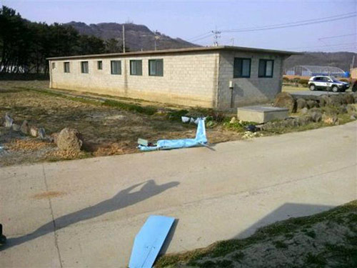 """Máy bay do thám Triều Tiên chỉ là """"đồ chơi""""? - 1"""