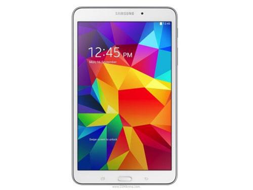 Samsung ra mắt bộ 3 máy tính bảng Galaxy Tab 4 - 7