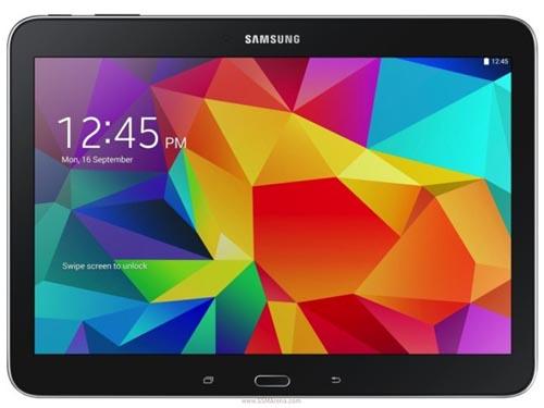 Samsung ra mắt bộ 3 máy tính bảng Galaxy Tab 4 - 9