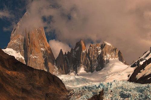 Kỳ ảo dãy núi Andes ở Nam Mỹ - 3
