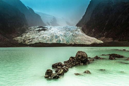 Kỳ ảo dãy núi Andes ở Nam Mỹ - 4