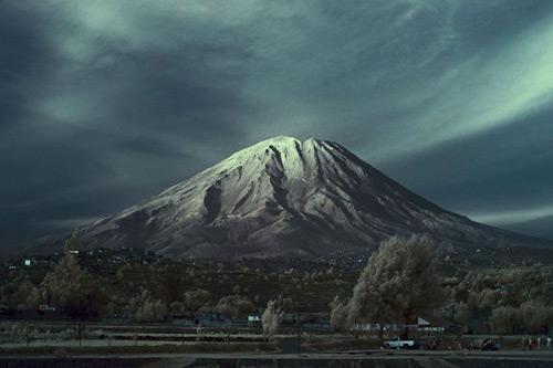 Kỳ ảo dãy núi Andes ở Nam Mỹ - 5