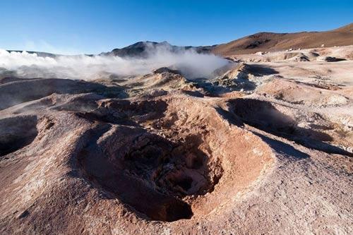 Kỳ ảo dãy núi Andes ở Nam Mỹ - 8