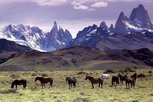 Kỳ ảo dãy núi Andes ở Nam Mỹ - 10