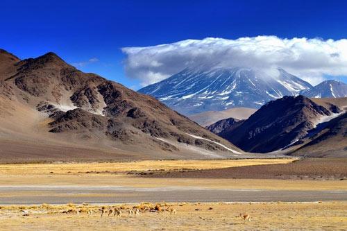 Kỳ ảo dãy núi Andes ở Nam Mỹ - 12