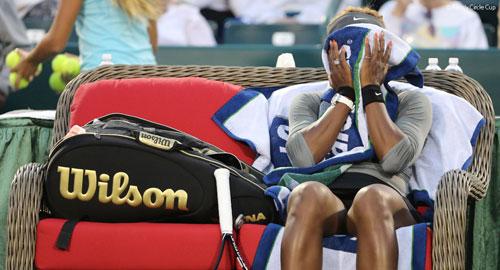 Serena Williams thua sốc đối thủ vô danh - 1