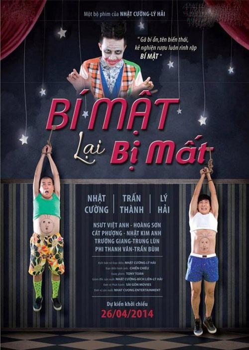 13 phim làm nóng rạp Việt tháng 4 - 12