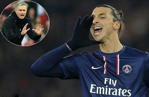 Ibra sẽ có bàn thắng làm Mourinho điếng người? - 1