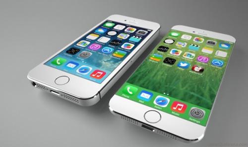 Màn hình iPhone 6 sẽ sản xuất từ đầu tháng 5 - 1