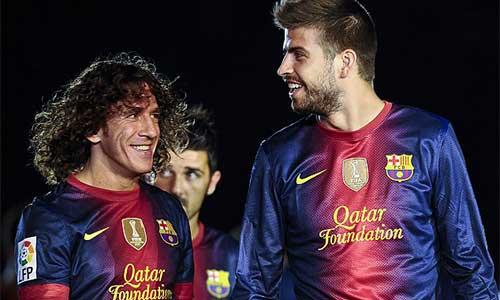 Hàng thủ Barca: Cơn đau đầu của Martino - 1