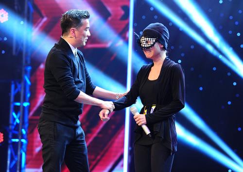 Anh Thúy xin rút khỏi The X-Factor - 2