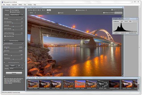 Tự tạo và làm đẹp ảnh HDR với Photomatix Pro - 1